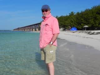 Bill in Key Largo