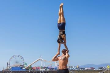 Movement and acrobatics is my jam!