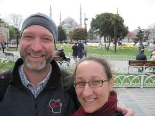 Traveling - Istanbul, Turkey