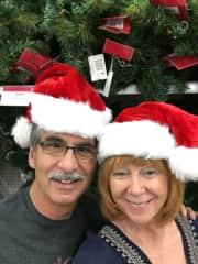 Ted and I Christmas