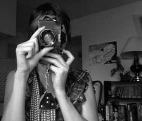 Circa 1970s Vivitar film camera