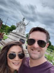 Adam and I love traveling. We love to take our passion for food and culture and explore all the beautiful places in the world.