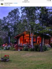Our cottage in Northern Ontario