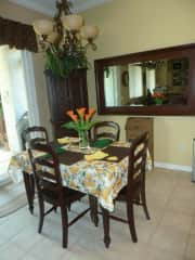 OFF KITCHEN DINING AREA