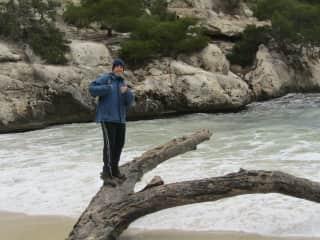 Menorca in winter