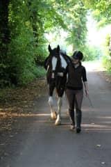 On a walk with my horse - Yakari