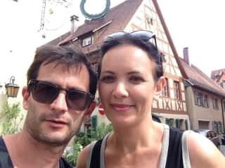 Myself and Anna my partner