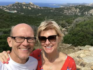 Traveling La Corse, France