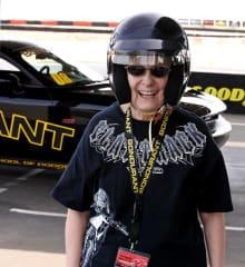 Test driving Dodge Challengers at Bondurant Racing School in AZ over Spring Break.