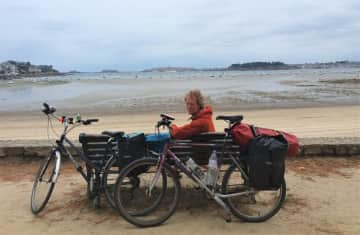 Cycle touring in Brittany