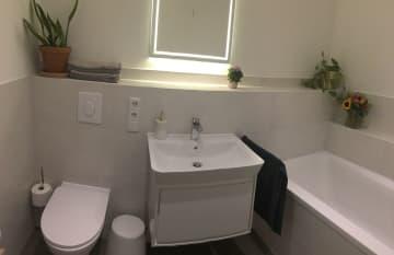 Bathroom 1 (with tub)