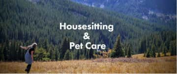 """I also have my own website for paid sits. Search """"Anywhere Person housesitting"""" and you'll find me. More reviews on there :)"""