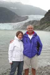 Maureen and Alan in Alaska
