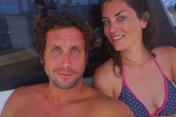 Miles and Stephanie