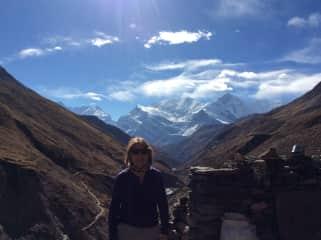 Me on Annapurna circuit