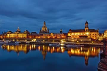 Our home city Dresden