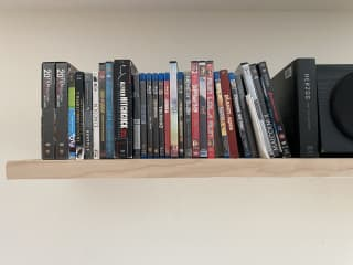 We have so many movies!