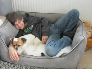 son Liam