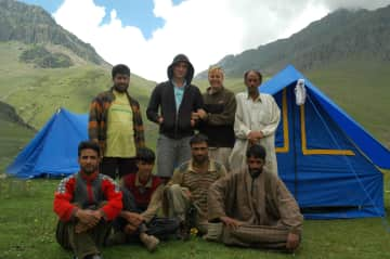 Traveling - Kashmir