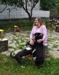 Sabina,Lupu and Miky