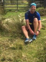 Jogging near Dublin