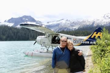 Jeff and Terri, Vancouver