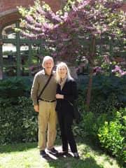 Carol + Hal, Barcelona, April 2019