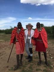Masai Mara, Kenya 2017
