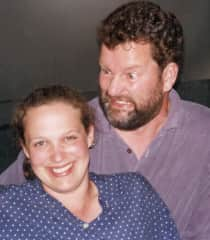 Alison & Neil (several years ago)