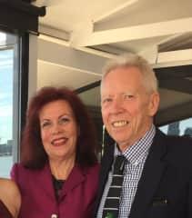 Sandra and Roger