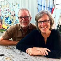 Sarah and Alan