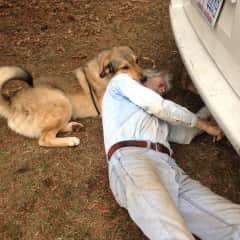 Cooper supervising Donn.  We no longer have Cooper.