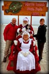 Shiloh with Santa w. previous TH.com sitters