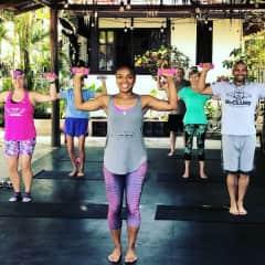 My first time hosting an international wellness retreat in Costa Rica!