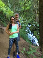 Great hike on Portland OR!