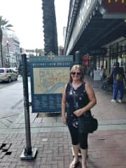 Visiting New Orleans USA