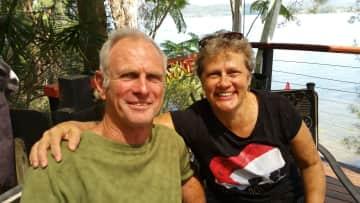 Vic & Kathy Xmas 2016