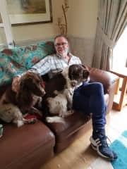 Bruce with Bentley & Jenson