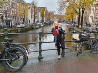 I dated a ducth a few years, life made me go to Amsterdam many many. Can't complain!