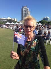 Me at my citizenship day on the Gold Coast