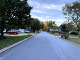 Our street is quiet and the neighbors are friendly It is a very safe area.