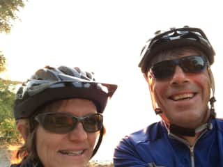 With our cycling helmets