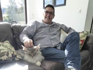 Oberursel Germany cat sit - 2019