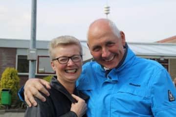 Jos and Karin Kaarsemaker