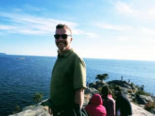 Michael Bray - Whytecliff Park, West Vancouver, British Columbia