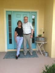 Margarete and Walter