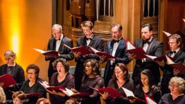 Brussels Choral Society (including me)