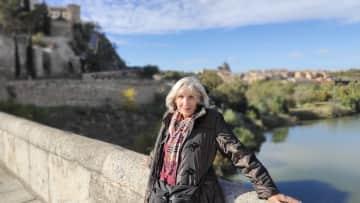 Me in Toledo/Spain - Love travelling