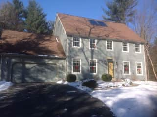 Our home in Upstate New York and garden
