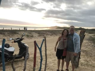 Trip of lifetime with my wife of 30+ years
